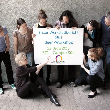 Werkbericht und Ideen Workshop 2013