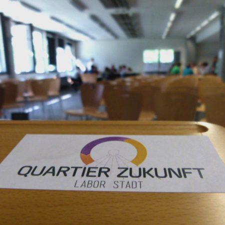 """Vortrag """"Quartier Zukunft: Die Karlsruher Oststadt als Reallabor"""""""