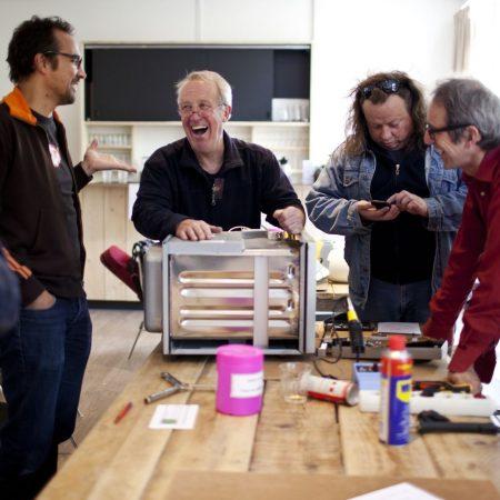 Zweites ReparaturCafé in Karlsruhe | Reparieren statt kaufen!