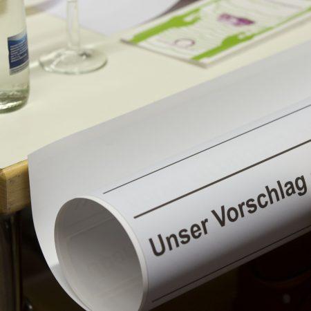 """Ergebniswerkstatt zum """"BürgerForum Nachhaltige Oststadt"""""""