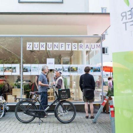 """Quartier Zukunft Stammtisch """"Visionen für das Quartier Zukunft 2018"""""""
