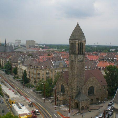 Nachhaltige Mobilität in der Oststadt | Diskussionsabend mit dem Institut für Verkehrswesen