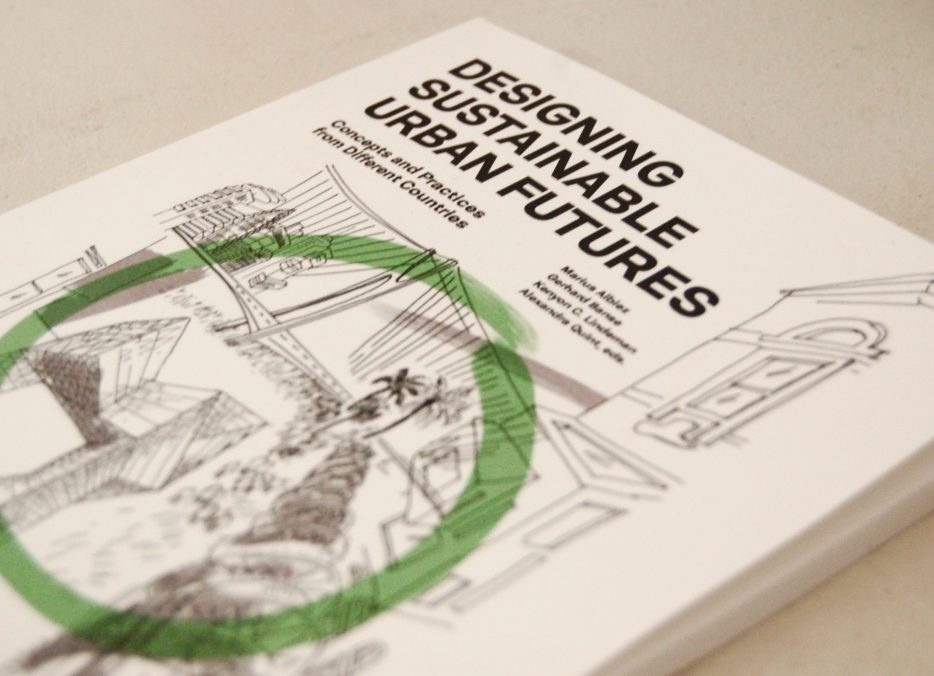 Book release: Designing Sustainable Urban Futures