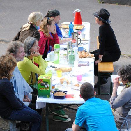 Eröffnungsfest: Oststadt-Treff für Jung und Alt