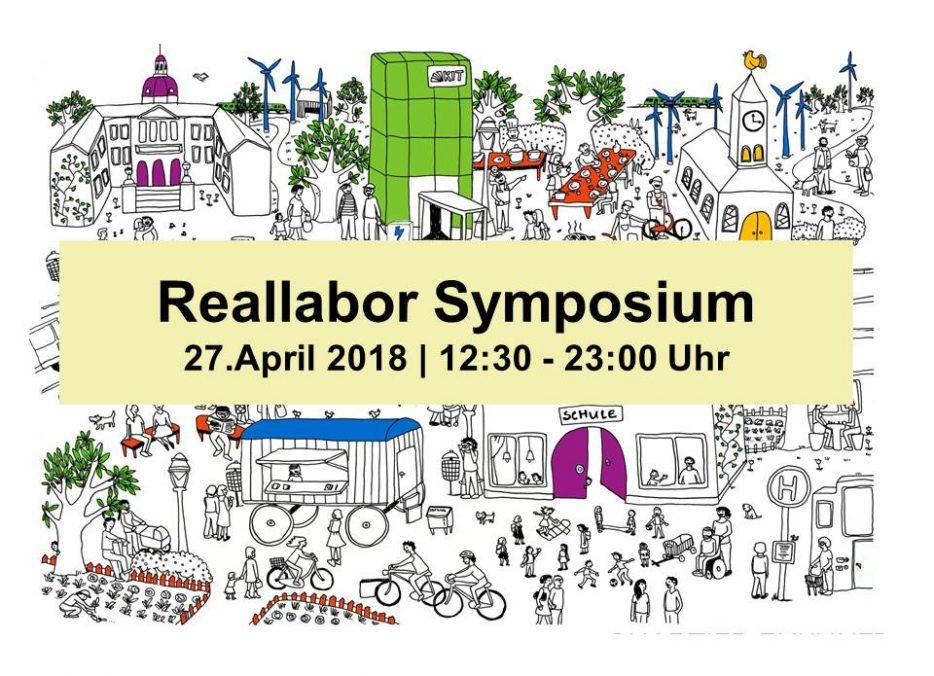 Das Reallabor Symposium in Karlsruhe - Rückblick & Ausblick der Reallabor-Forschung in BaWü