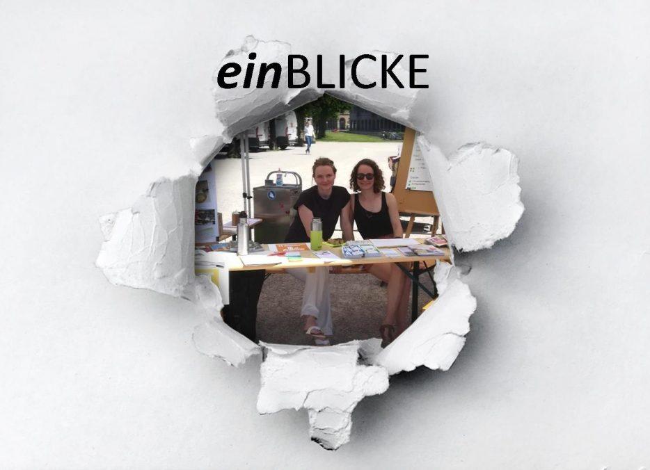 einBLICKE 06/19 | Ausstellung - Erklärfilm - Selbstexperimente