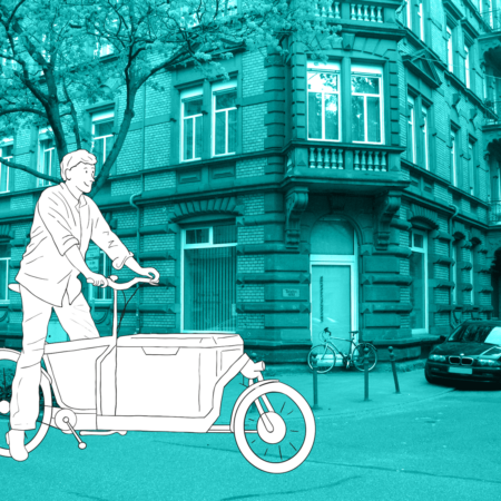 """""""Lastenräder, die SUVs der Zukunft – Nachhaltig mobil in Karlsruhe!"""""""