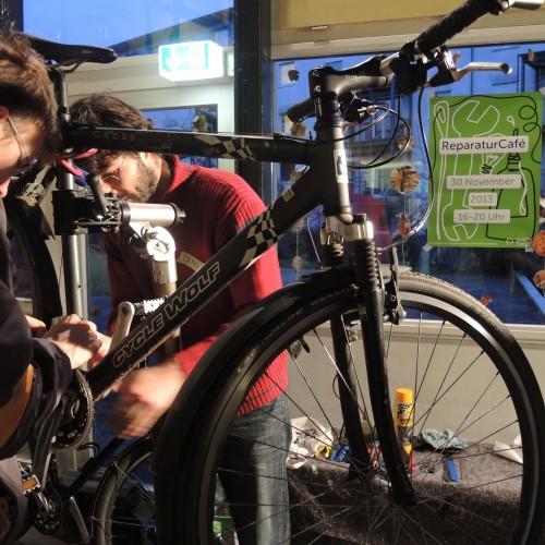 Auch beliebt: Unsere Fahrradwerkstatt!