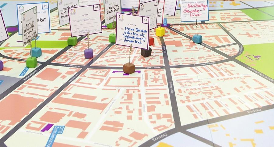 Quartier Zukunft - Bürgerversammlung