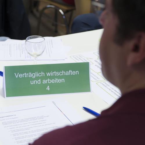BürgerForum Nachhaltige Oststadt © KIT
