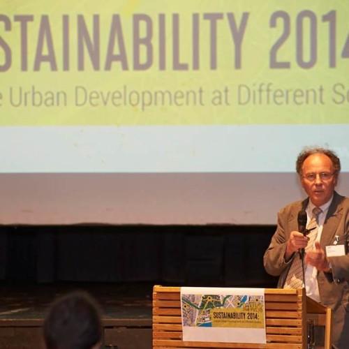 Zusammen mit anderen Institutionen veranstaltete das Quartier Zukunft – Labor Stadt vom 06. bis 09. Mai 2014 die internationale Fachkonferenz Sustainability 2014: Future Urban Development at Different Scales in Karlsruhe.