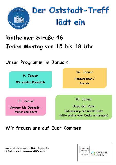 Programm Januar 2017